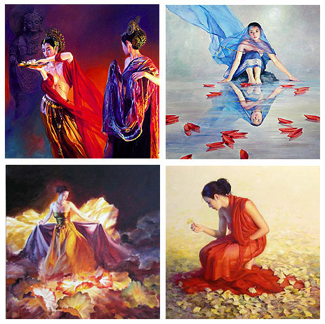 Jia Lu limited edition art prints gallery