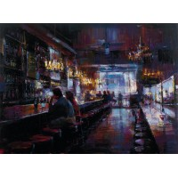 Michael Flohr - Cocktails at Carmine's