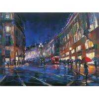 Michael Flohr - London Rain