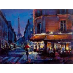 Michael Flohr - Parisian Rain