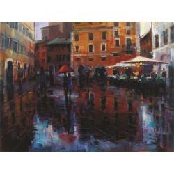 Michael Flohr - Romance in the Rain