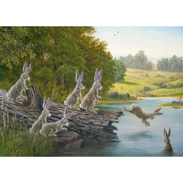 Robert Bissell - The Swimming Hole