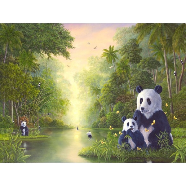 Robert Bissell - The Bamboo River