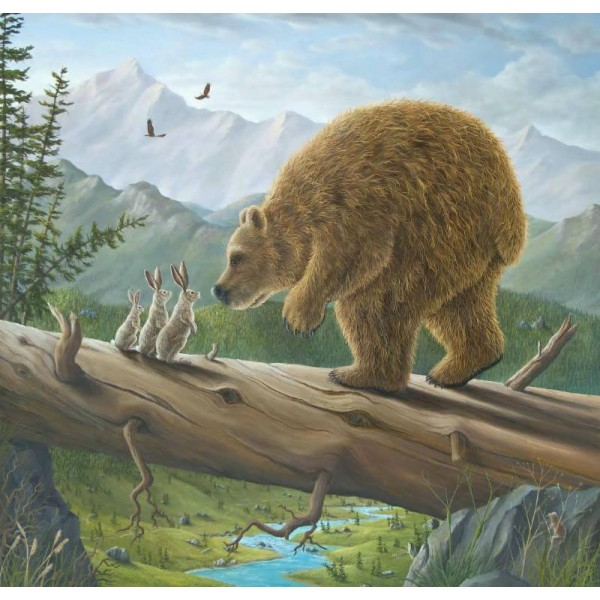 Robert Bissell - The Encounter