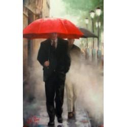 Daniel Del Orfano - Afternoon Walk