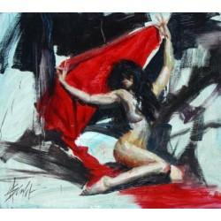Henry Asencio - Red Veil