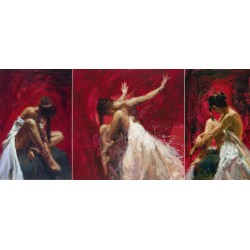 Henry Asencio - Sentiments - Conviction-Desire-Liberation (3pcs)