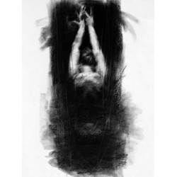 Henry Asencio - Surrender(Charcoal Drawings)