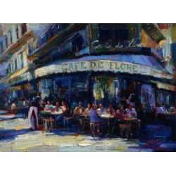 Michael Flohr - Cafe de Flore