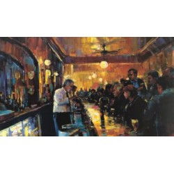 Michael Flohr - Luck Of The Irish -Artist Proof