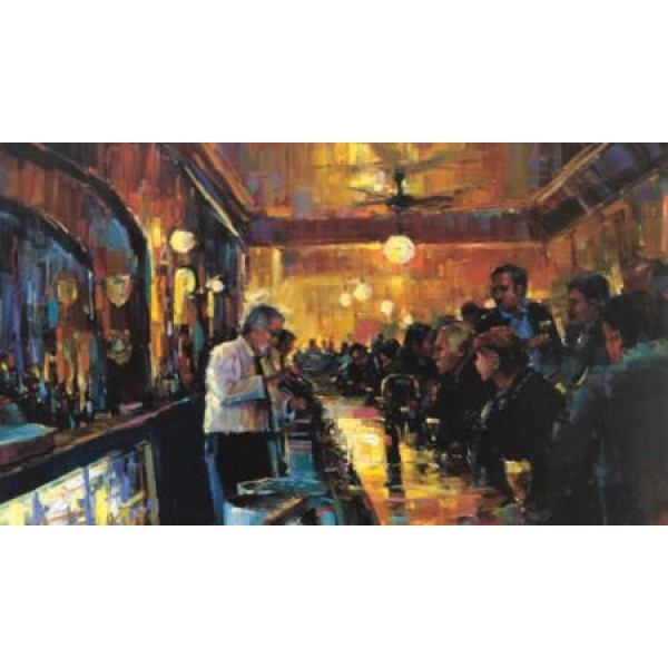 Michael Flohr - Luck Of The Irish -Printers Proof