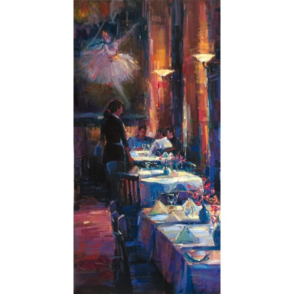 Michael Flohr - Lunch With Degas