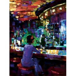 Michael Flohr - Mel At The Bar