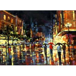 Michael Flohr - Staccato Rain