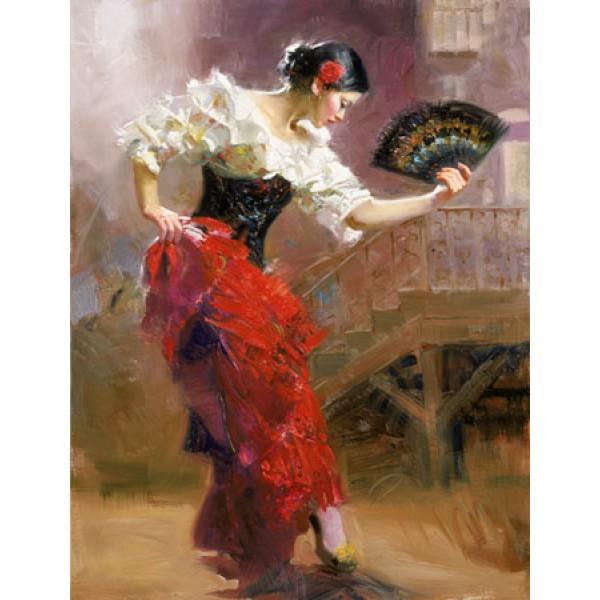 Pino - Spanish Dancer