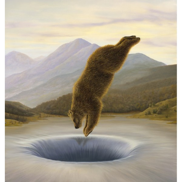 Robert Bissell - THE DIVER