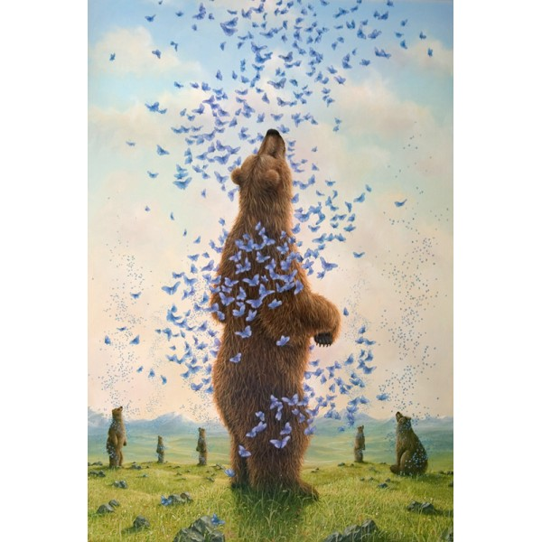 Robert Bissell - THE EMBRACE