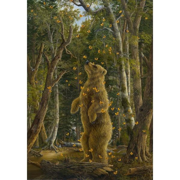 Robert Bissell - THE GOLDEN BEAR