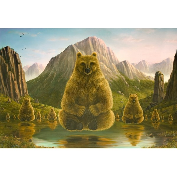 Robert Bissell - THE GUIDES
