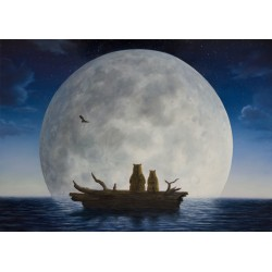 Robert Bissell - THE MOONLIGHTERS