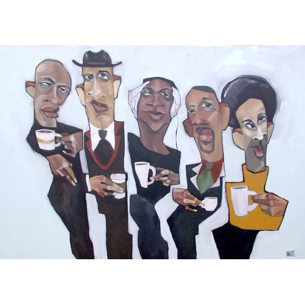 Todd White - Cafe Mocha Jive