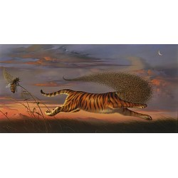 Vladimir Kush - Being A Tiger