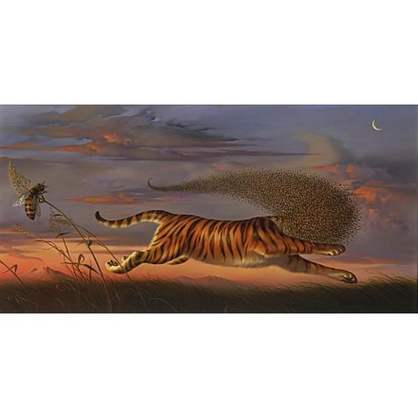 Vladimir Kush - Being A Tiger