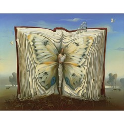 Vladimir Kush - Book of Books