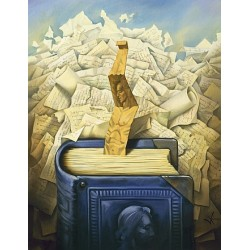 Vladimir Kush - Bookmark