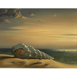 Vladimir Kush - Born From the Sea