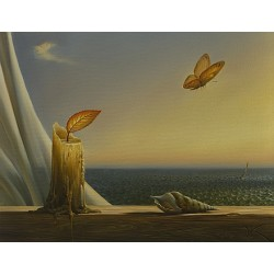 Vladimir Kush - Born to Fly