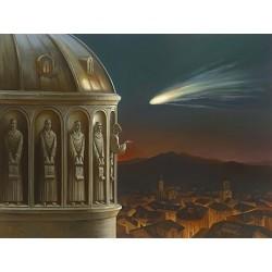 Vladimir Kush - Comet Halley