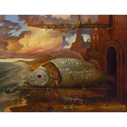 Vladimir Kush - Deep Sea Project