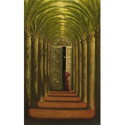 Vladimir Kush - Doors of the Night