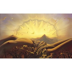 Vladimir Kush - Dream Catcher