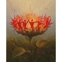 Vladimir Kush - Fiery Dance