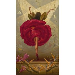 Vladimir Kush - Flamenco Dancer